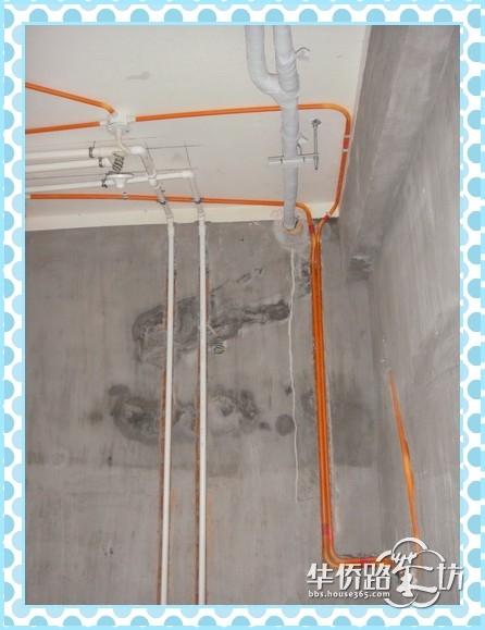 家庭水电安装施工图