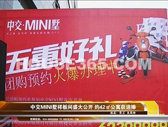 中交MINI墅视频图