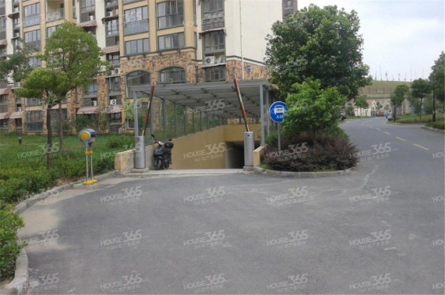中海万锦熙岸13平米车位产权房
