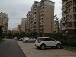 城市之光国际公寓实景图