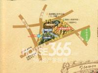 缇香郡区位图