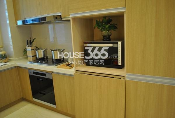 启迪协信无锡科技城95平方米样板间-厨房