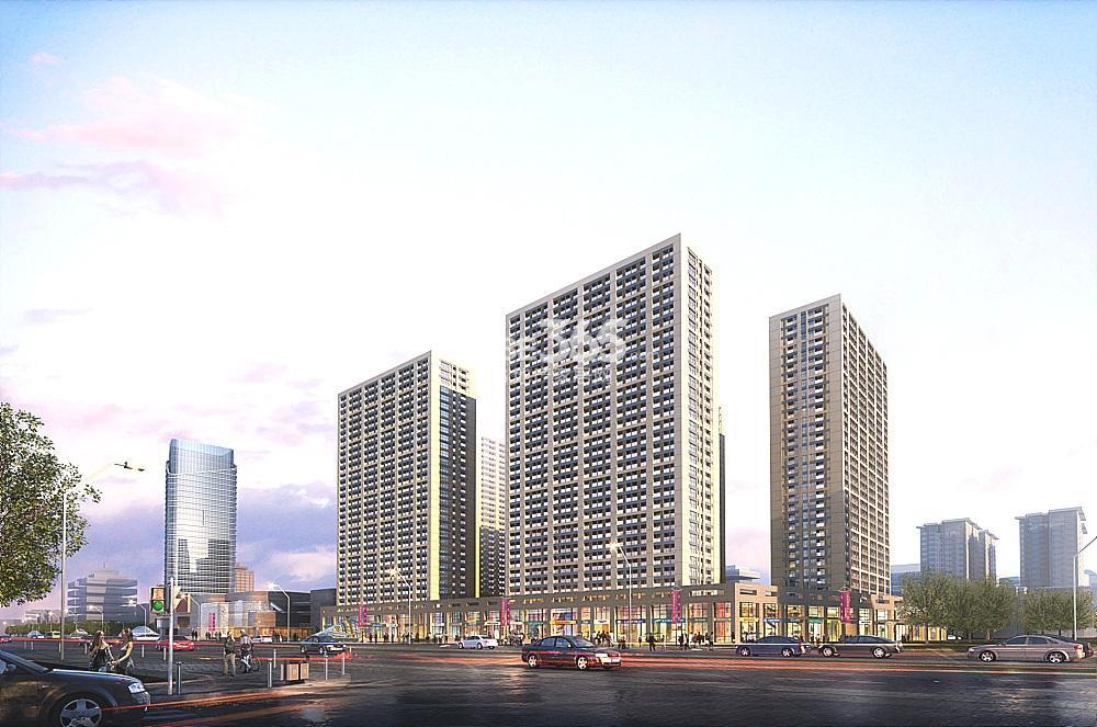 东方万汇城效果图(4.27)