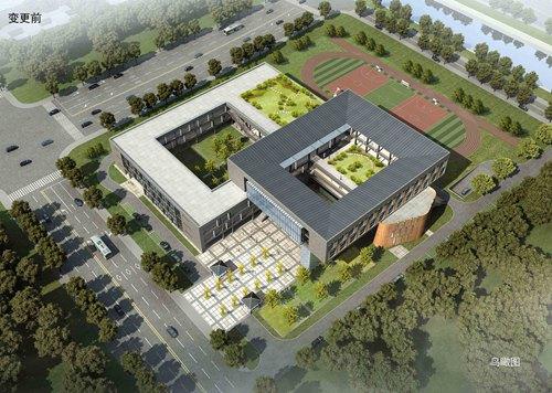 无锡市古运河实验小学项目规划设计方案(变更)批前公示