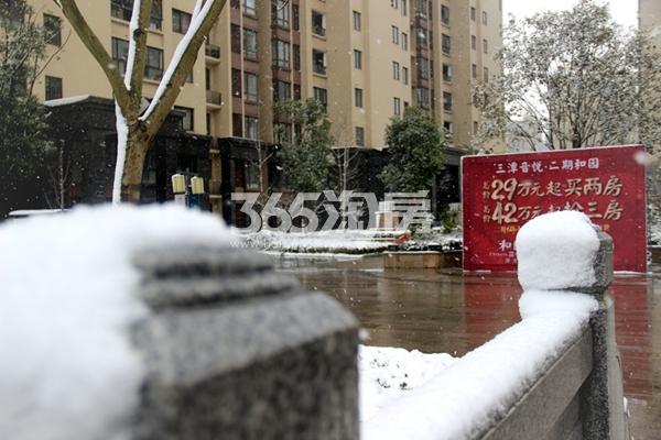 三潭音悦一期实景图(2016.1月摄)