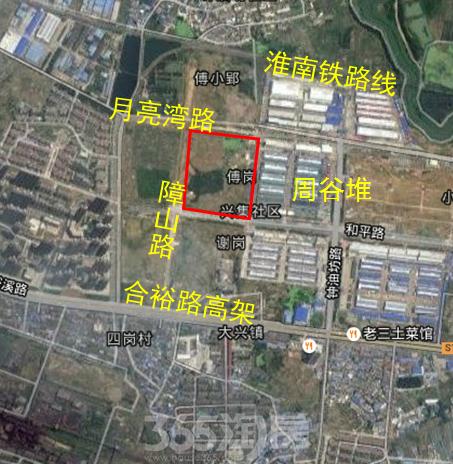 金科海昱东方区位图