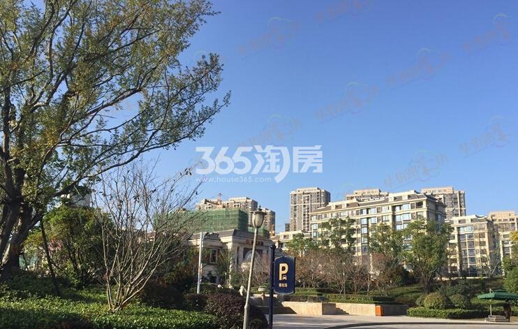 银亿东城在建楼栋全景实景图(12.21)