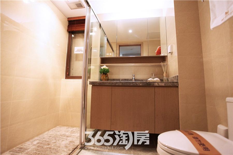伟星时代之光88㎡样板间——卫浴