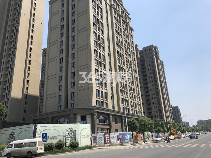 中电颐和府邸小区建筑进展图(06.19)
