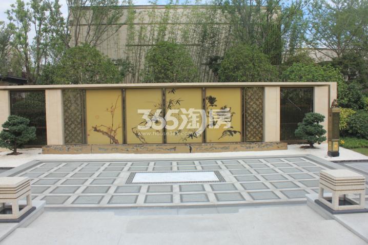 泰禾华发姑苏院子实景图