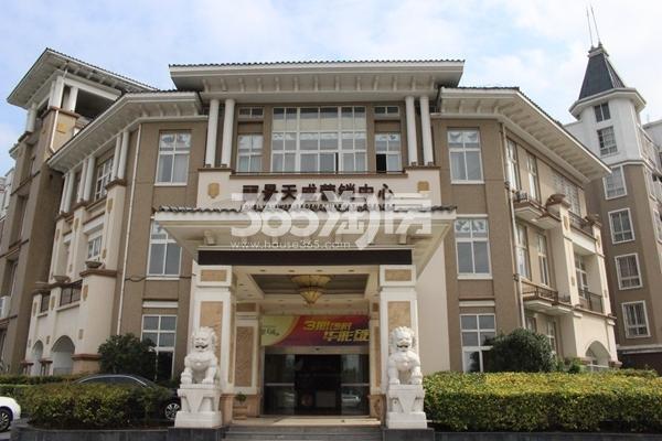 丽景天成售楼部 201709