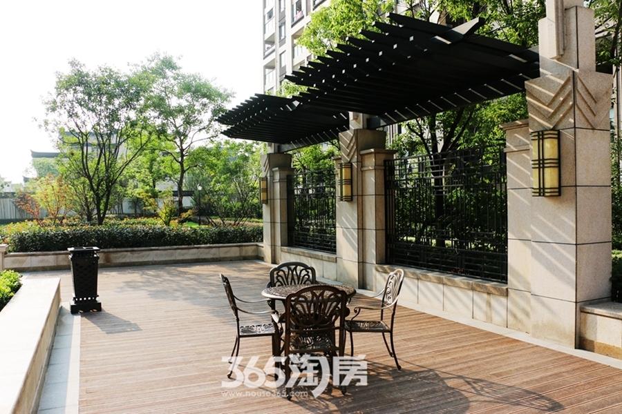 伟星公园大道壹号小区景观(2017.9摄)