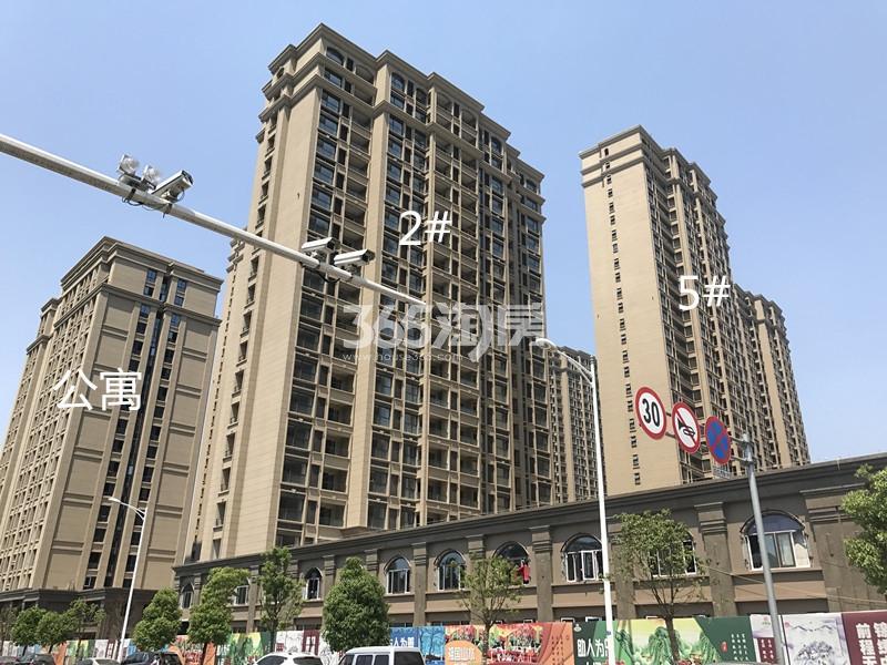中电颐和府邸2、5号楼进展(9.22)