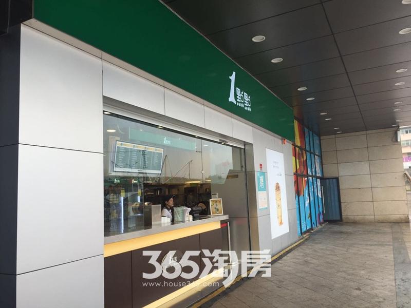 美好紫蓬山壹号周边餐饮实景图(2017.10.1)