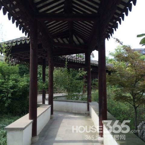 东山景园 中式别墅 苏州园林特色 依山傍水 风水佳 看房有钥