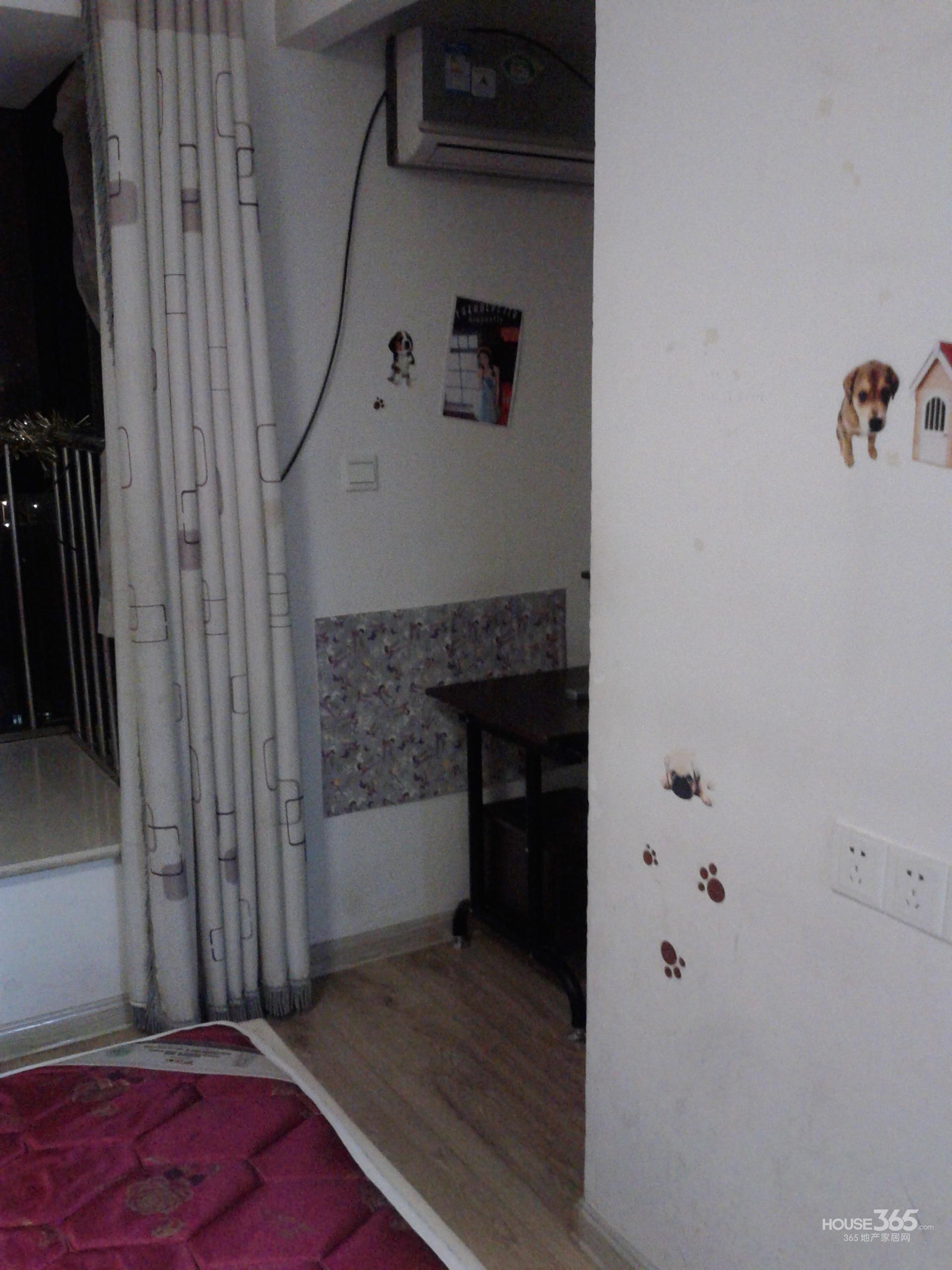 世家名门1室1厅1卫51.00㎡整租精装